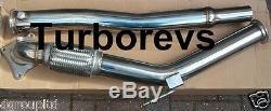 2.0t A3 S3 Quattro Golf Gti R Échappement Acier Inoxydable Turbo