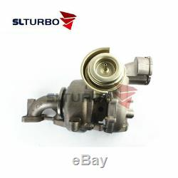 724930 BKD AZV 136 CV turbocompresseur turbo full Skoda Octavia 2.0 TDI 2004