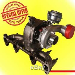 Arl Turbo Chargeur 721021-1 Seat Leon Golf A3 1.9 pd150 hp gt1749vb Turbocharger
