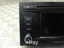 Autoradio d'origine SEAT LEON 3 PHASE 1 1.6 TDI 16V TURBO /R43269462