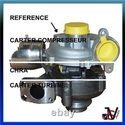 CHRA Turbo Audi, Seat, Skoda, VW 5303-970-0162 5303-970-0248 5303-970-0459