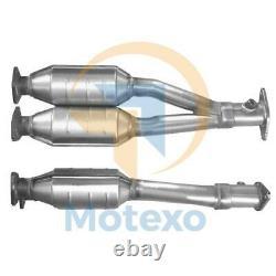 Catalyseur SEAT LEON Cupra-R 1.8i 20v Turbo (AMK BAM moteurs) 2/02-6/06