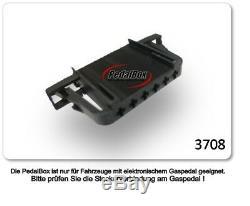 Dte Système Pedal Box 3S pour Porsche Cayenne Turbo 92AA Ab 2002 4.5L V8 331KW