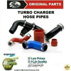 Gates Turbo Chargeur Admission Tuyau pour Seat Leon 2.0TDi 16V