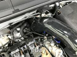 MST Admission Turbo Coude & Tuyau Silicone + 12BHP VW Golf mk7 Gti R S3 Cbrm TSI