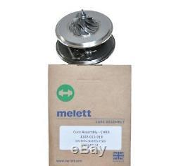 Melett Turbo Turbocompresseur Chra 1102-015-919 Made In Uk! Garrett Gt1749v