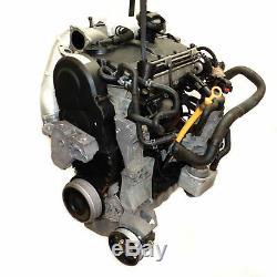 Moteur Asz avec Turbo Skoda Octavia 1U Audi A3 8L VW Golf 4 Seat Leon 1,9TDI