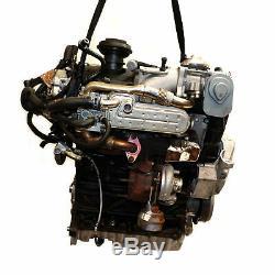 Moteur Axr 1,9TDI avec Turbo VW Golf 4 IV Bora Audi A3 8L Seat Leon 1M