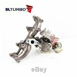 Neuf full turbocompresseur Audi A3 1.9 TDI ALH AHF Turbo 713672 / 454232-5 new