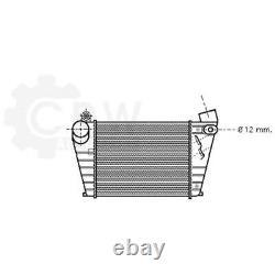 Orifice de Ventilation Latétal Tiroir Air Radiateur Pour VW Seat Audi Bora Jetta