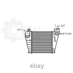 Orifice de Ventilation Latétal Tiroir Air Radiateur Pour VW Seat Skoda León Bora