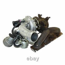 Original Turbocompresseur Turbo 06J145702K Audi A3 8P Q3 VW Golf VI 2,0TFSI