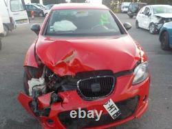 Porte avant droit SEAT LEON 2 PHASE 2 2.0 TDI 16V TURBO /R37567948