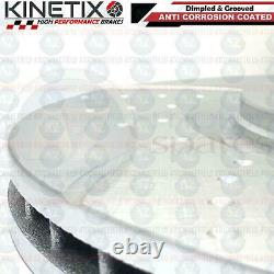 Pour Audi A3 S3 1.8T Turbo Kinetix Avant Performance Frein Disques Brembo Patins