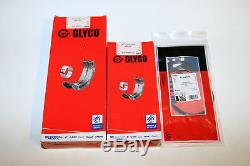 Roulement Principal & Palier & As Glyco V6 VR6 R32 R30 Turbo AAA Aes Abv