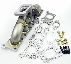 SS321 Acier Inoxydable (Titan-Legiert) 3mm Turbo-Distributeur VAG 1.8T 20V T25