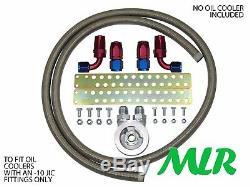 Seat Ibiza Leon Cupra R 1.8 20V Turbo -10 S/S Huile Radiateur Fixation Kit ZQM-3