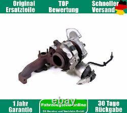 Skoda Yeti 5L Turbo 03L253056G Kkk 2.0 Tdi