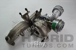 Stage 2 Hybrid Turbo pour Seat Leon 1.9TDi 150bhp Arl Moteurs 220-240bhp
