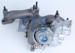 Tout Neuf Turbo Chargeur pour Seat Leon 2.0 Tdi 16V 2005-2012