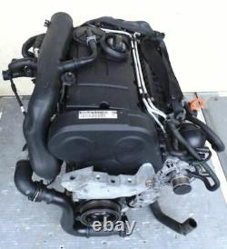 Tp Moteur Volkswagen 2.0 Tdi Bkd Audi Skoda Seat 69TKm Complet Avec Turbo