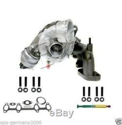 Turbo 03G253010A VW Seat Audi Skoda 2.0 Tdi 125KW 170PS 757042 03G253019N