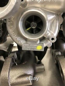 Turbo 03G253019A Audi A3 136PS 140 Ch 2.0 Tdi 16V Bkd Bve 03G253010J