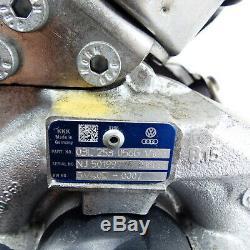 Turbo 03L253056G VW Golf 6 VI Passat B7 Sharan 7N Touran 1T3 2,0TDI 51294km
