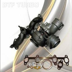 Turbo 03g253019a Audi A3 136ps 140 Ps 2.0 Tdi 16v Bkd Azv Bve 03g253010j