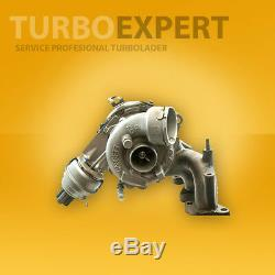 Turbo 2.0 Tdi VW Passat, VW Golf, VW Touran 125kW, 170PS Bmn, Bmr, Buy