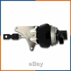 Turbo Actuator Wastegate pour AUDI A3 2.0 TDI 170cv 757042-5008S, 757042-5010S