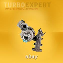 Turbo Audi A3 1.9 Tdi 8P1 77kW 105PS Bjb Bkc Bxe 038253014G