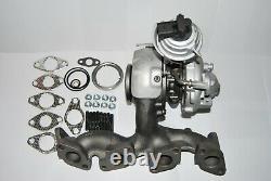 Turbo Audi VW Passat B6 2.0 Tdi Bmn Bmr Buy 125KW 170PS Garrett 757042