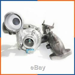 Turbo Chargeur pour AUDI A3 1.9 TDI 105cv 751851-0001, 751851-0002, 751851-0003