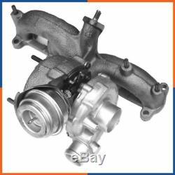 Turbo Chargeur pour Seat Alhambra 1.9 TDI 115cv 713672-9 713672-10 713673-5006S
