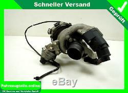 Turbo-Compresseur Garrett VW Jetta IV mk6 1.6 Tdi 77 Kw, 03L253016T, 03L129989AC