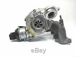 Turbo Neuf Kkk 2l Tdi 163-170 CV 53039700137 53039700129 Seat Leon