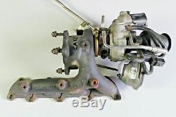 Turbo Original + Seat Leon 1P VW Golf VI 1,4 TSI Caxc Caxa Cax + 03C145702L