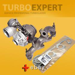 Turbo Original Turbo VW Touran Passat Golf 2.0 Tdi Bkd / Azv 724930