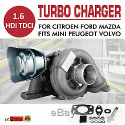 Turbo Pour Peugeot 307 407 Turbocompresseur 80KW 109PS kit GT1544V