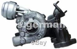 Turbo Seat Alhambra (7V8, 7V9) 1.9 Tdi