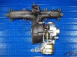 Turbo Skoda Octavia I 1.9 Tdi 66 74 81 85 Kw 90 110 115 Ch Alh Ahf 713672