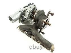 Turbo Turbocompresseur 06J145701T Audi A3 8P Cabriolet Tt 8J Q3 VW Golf 6 2,0T