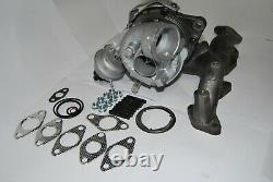 Turbo Turbocompresseur Audi VW Passat B6 2.0TDI Bmn Bmr Buy 125KW 170PS Garrett