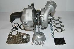 Turbo Turbocompresseur VW Audi Skoda Seat 2.0TDI 140PS BMP Bmm Bvd Garrett