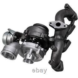Turbo Turbocompresseur pour AUDI A3 2.0 TDI 136 140 cv 724930-0001 724930 Turbo