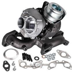 Turbo Turbocompresseur pour Audi Seat Skoda VW 2.0 TDI GT1749V 724930 BKD