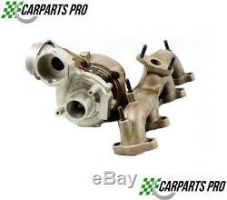Turbo VW Touran Golf Jetta Passat Caddy 1.9 Tdi 77kW 03G253014F 038253016K