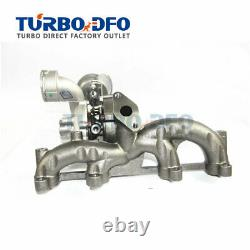 Turbo compresseur upgrade GT1749V 721021 billet for Audi for Seat for VW 150 ARL