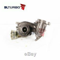 Turbocompresseur Skoda Octavia 1.9 TDI ALH AHF complete turbo 038253019C 713672
